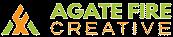Agate Fire Web Design Company Wausau WI Logo