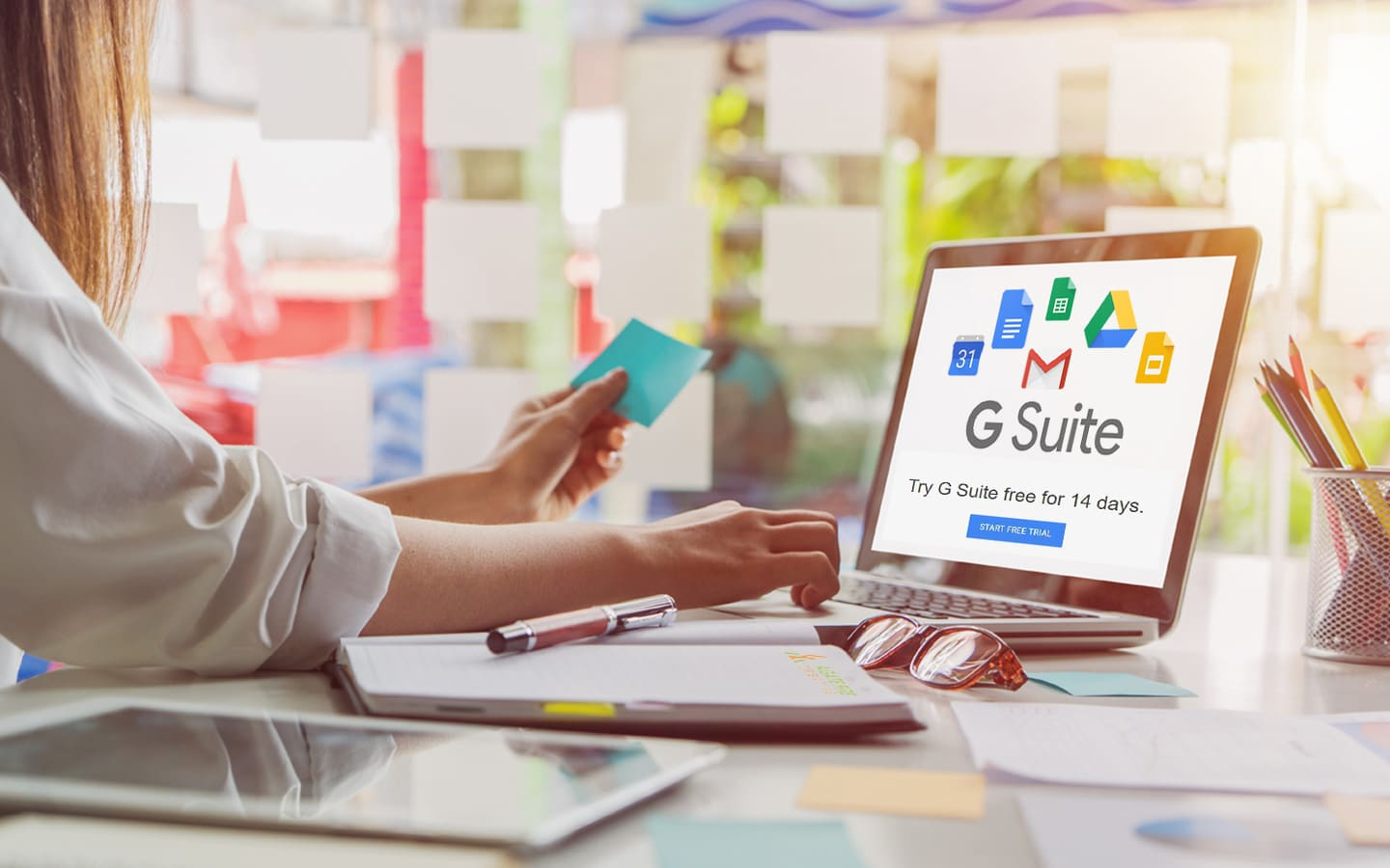 G Suite Small Business Benefits