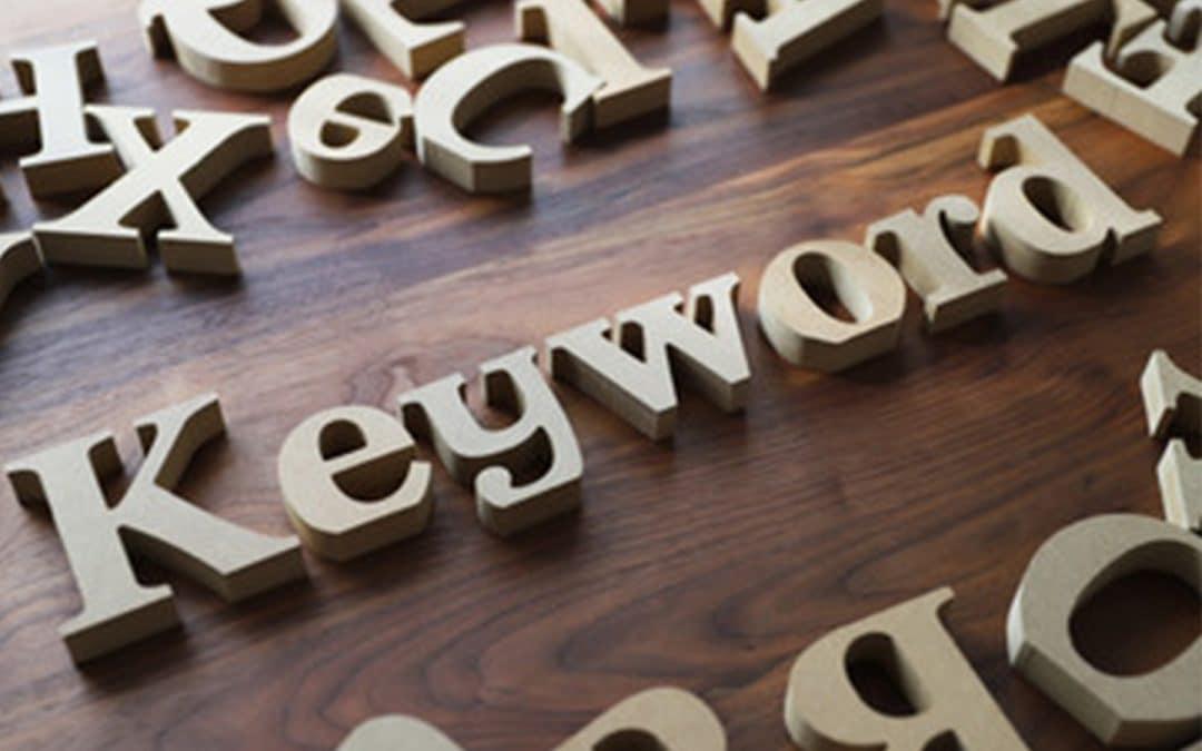 keyword plannning niche